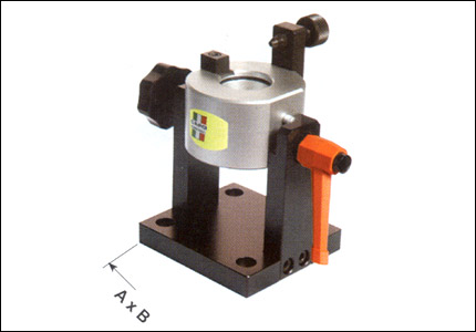 Rotary tooling clamper TBK for chucks