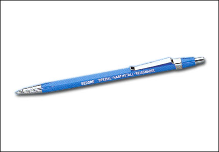 Pencil draw-point