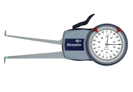 Micrometers and pocket gauges